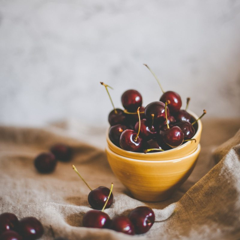 Improve Pregnancy Sleep with Tart Cherries